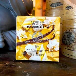 The Body Shop Vanilla marshmallow soap